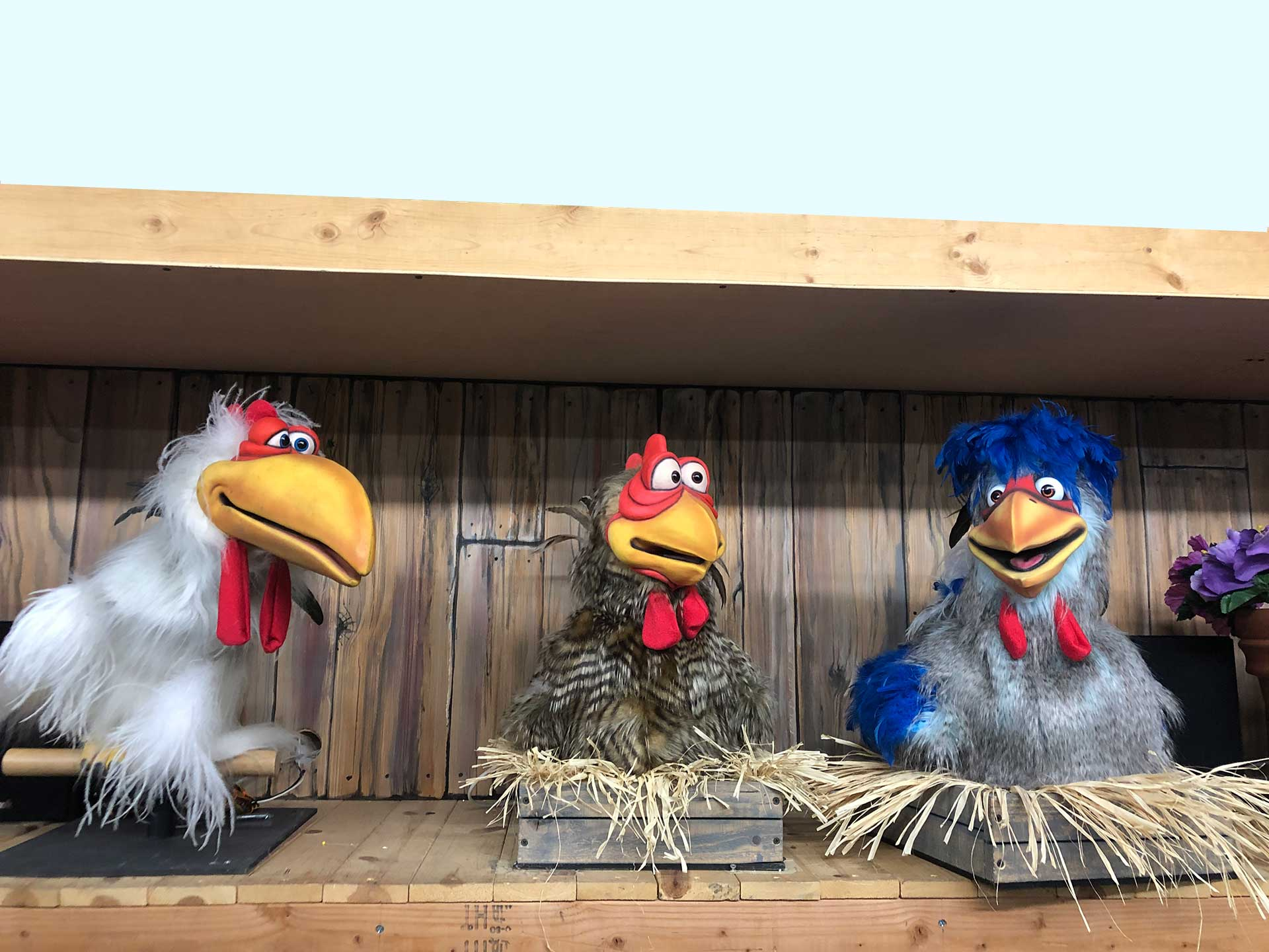 Axtell Puppets