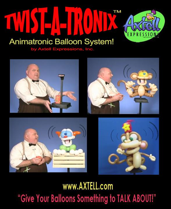 Twistatronix Balloon System