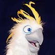 Mega Cockatoo