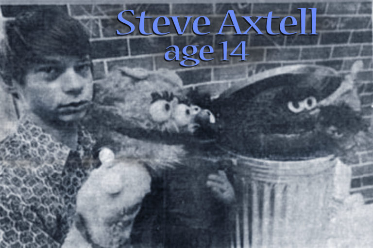 A Young Steve Axtell