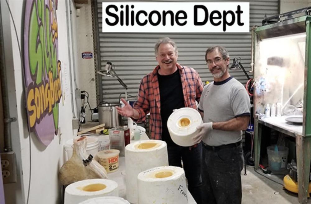 Silicone Department