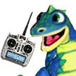 Animatronic Baby Dino