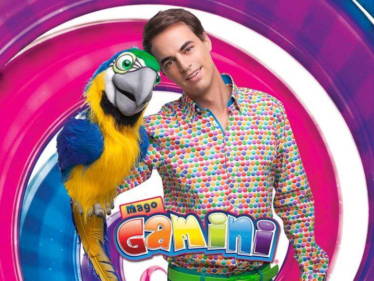 Mago Gamini - Mega Macaw