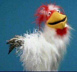 Chicken Puppets