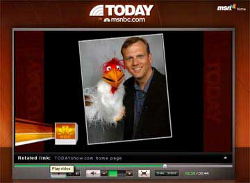 Chicken Today Show