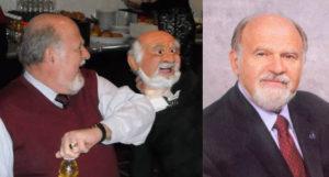 Custom Beard Puppet