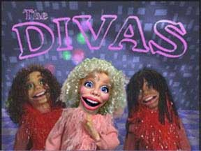 The Divas - Diva Puppet