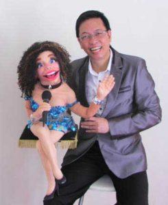 Patrick Wan Diva Puppet