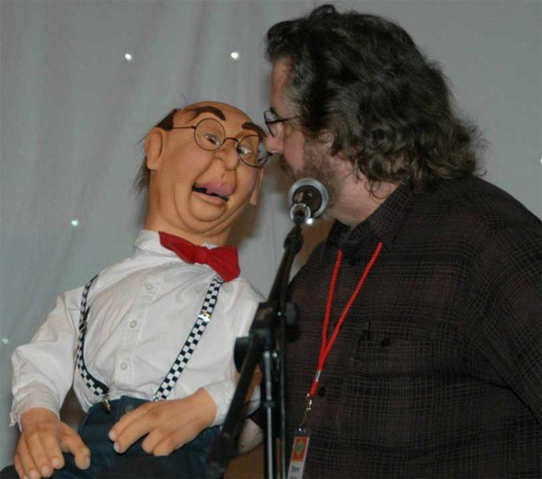 Steve Petra with Ed Nerd