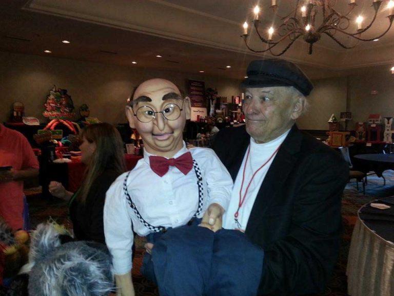 John Hardman with Ed Nerd