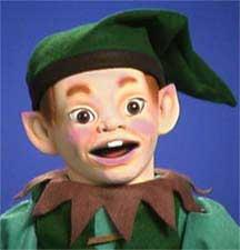 Christmas Elf Puppet 2