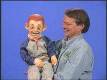 Buddy Boy Puppet