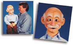 Floyd Grandpa Puppet
