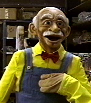 Floyd Grandpa Puppet 2