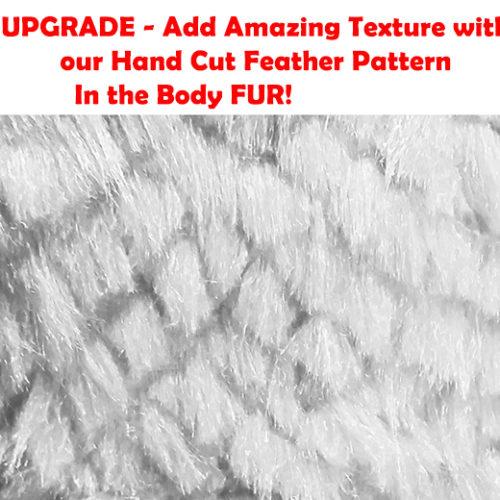 Mega Cockatoo Fur Upgrade