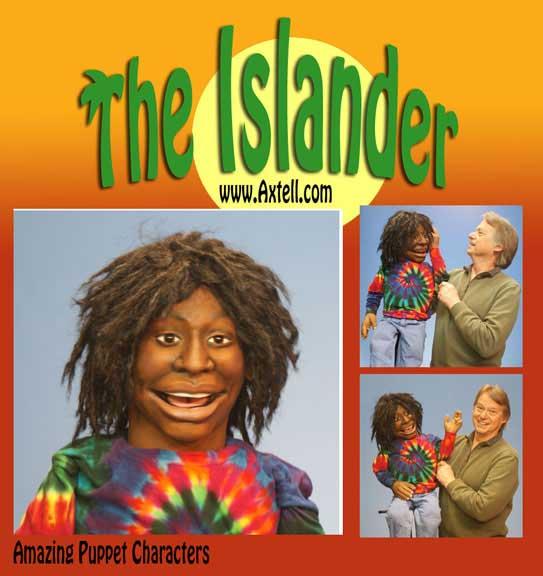Islander Puppet