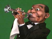 Jazzman Puppet