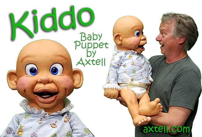 Kiddo Baby Puppet