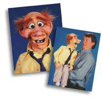 Laughing Louie Puppet