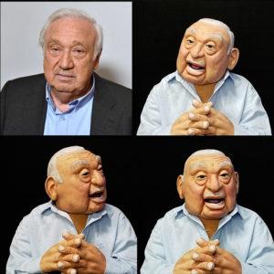 Marcel Campion Custom Puppet