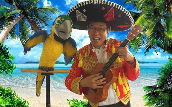 Patrick Wan - Mega Macaw