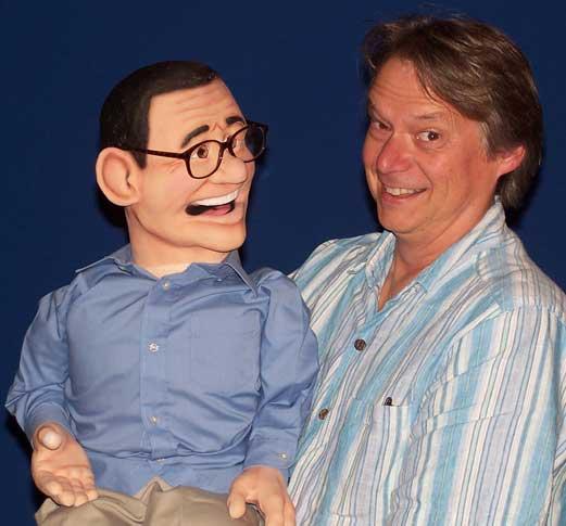 Reggie Puppet