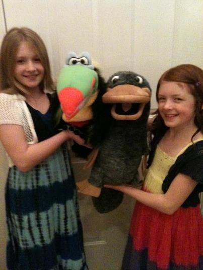 Thornton Girls Starter Puppets