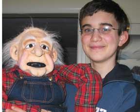 Storyteller Puppet