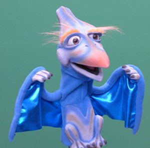Terry Dactyl Puppet