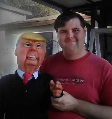 Vance Dykes and Trump