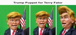 Trump Puppet
