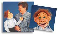 Willie the Kid Puppet