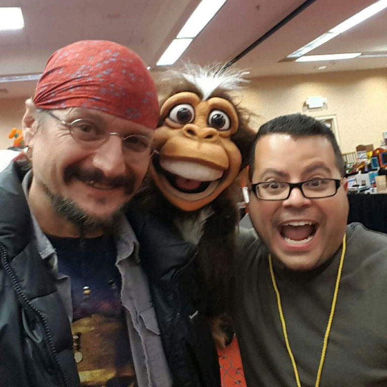Skunky Munky with Pirate Ace Miles & Creator Jimmy Vee at KAX