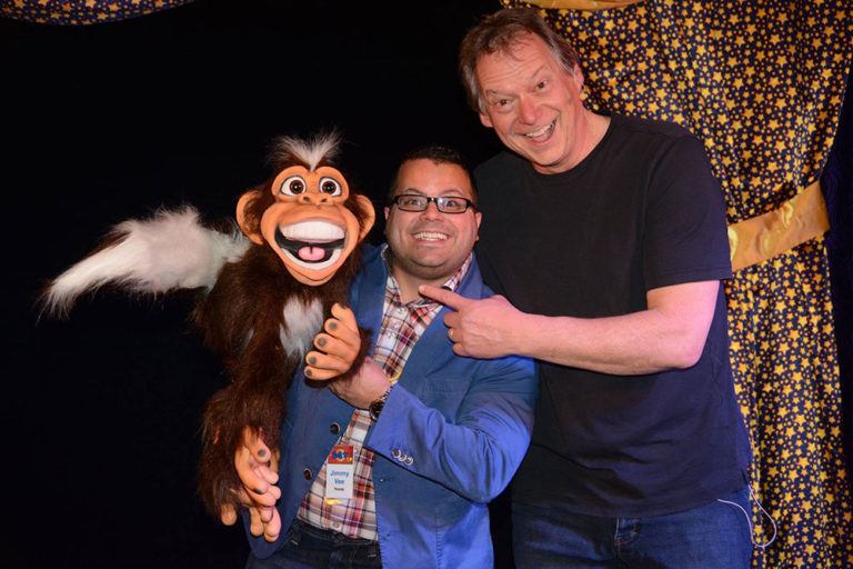 Skunky Munky Puppet with Steve Axtell and Jimmy Vee