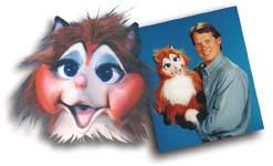 Scarlet Fox Puppet