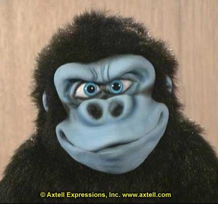 Bongo Gorilla Puppet 2