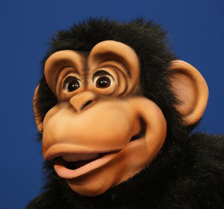 Cheeky Monkey Puppet