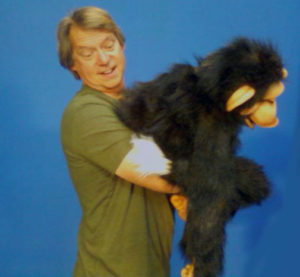 Cheeky Monkey No Tail Option