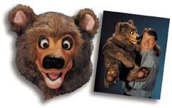 Big Bear Puppet