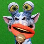 Alien Mic Mouth