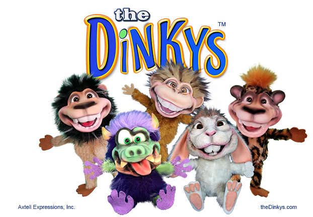The Dinkys by Axtell Expressions