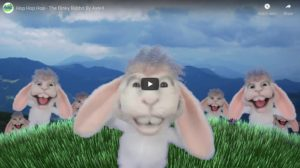 Dinky Rabbit Video
