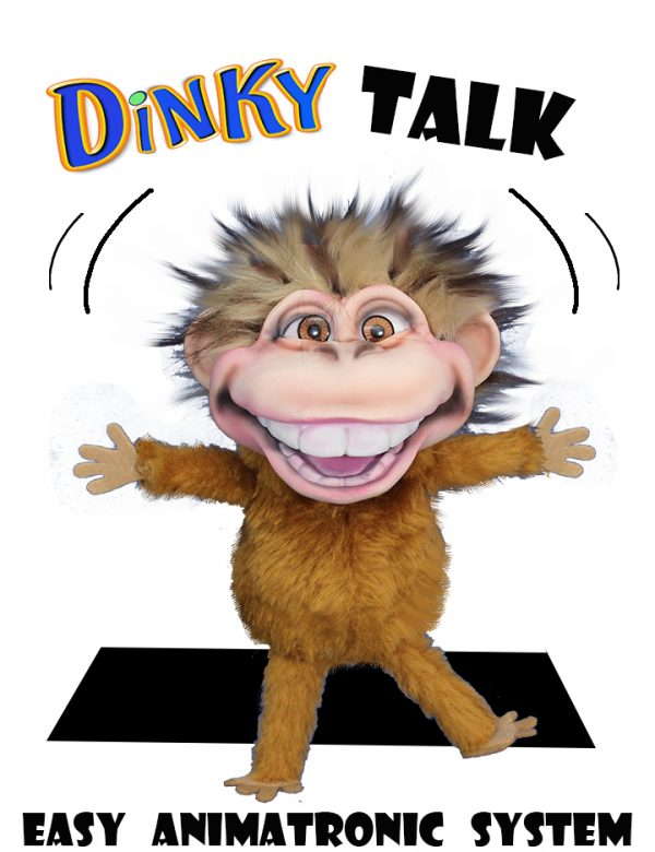 Dinky Talk Animatronic System