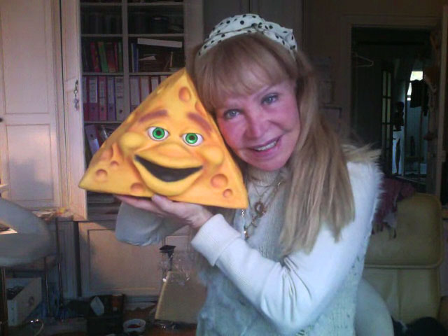 Murielle de Chedeville and her French Cheese