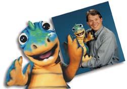 Baby DinoStar Puppet