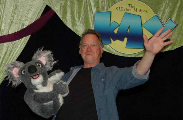 Kax Koala Puppet