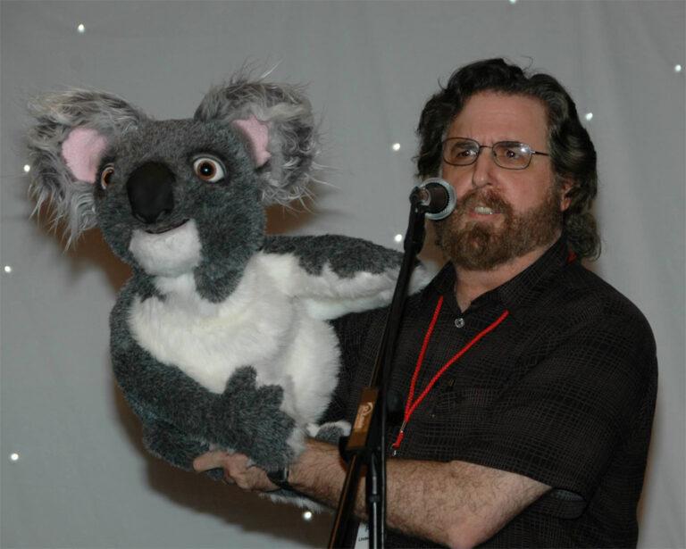 Steve Petra Koala Puppet