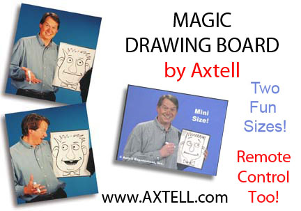 Magic Drawing Board by Axtell Expressions