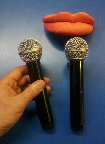 Non Gimmicked Mic