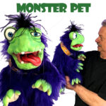 Monster Pet by Axtell Expressions